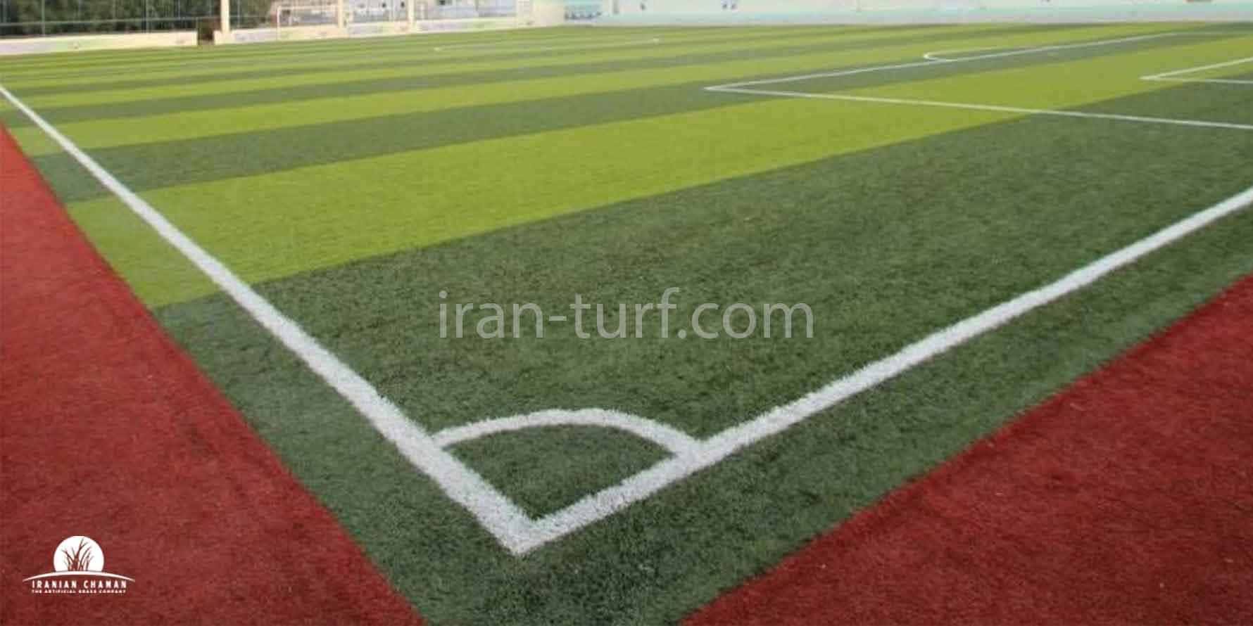 چمن مصنوعی برای زمین فوتبال